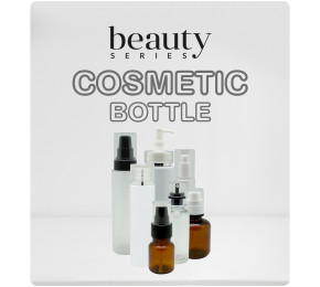 Cosmetic Bottle Collection
