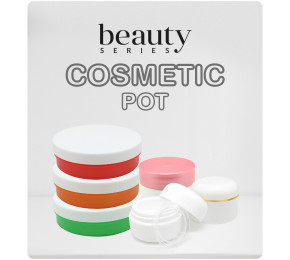 Cosmetic Pot Collection