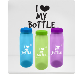 I love My Bottle Collection