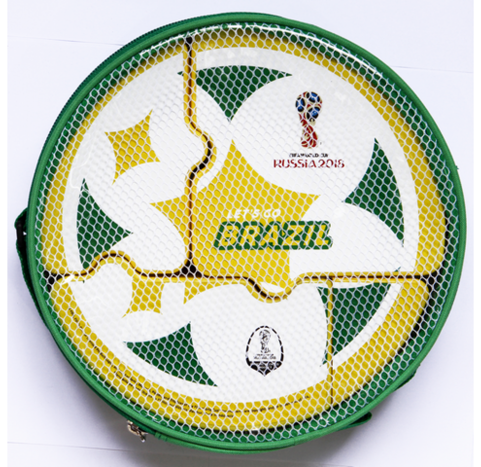 FIFA RUSSIA 2018 PUZZLE LUNCH SET