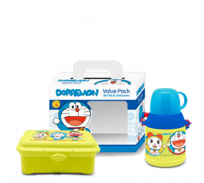 DORAEMON WESTERN VALUE PACK