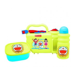 DORAEMON WESTERN SCHOOL BOX