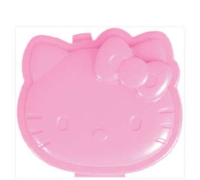HELLO KITTY LUNCH BOX 3 COMBO