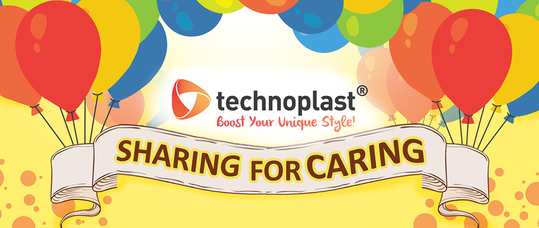 Moslem New Year 1439 H, Technoplast Sharing for Caring
