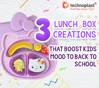 3 Lunch Box Creations that Boost Kids Mood To Back To School
